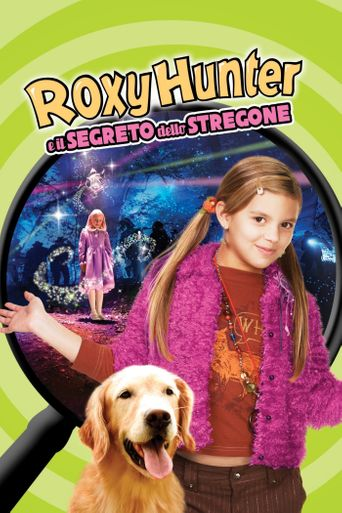 Roxy Hunter and the Secret of the Shaman Poster