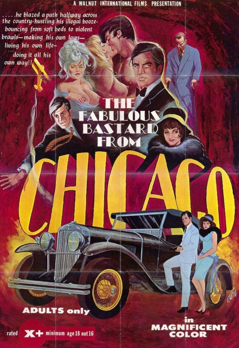 The Fabulous Bastard from Chicago Poster