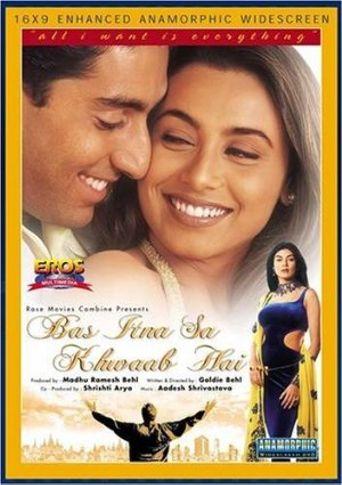 Bas Itna Sa Khwaab Hai Poster