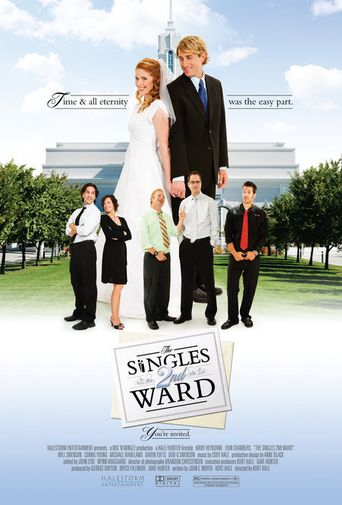The Singles 2nd Ward Poster