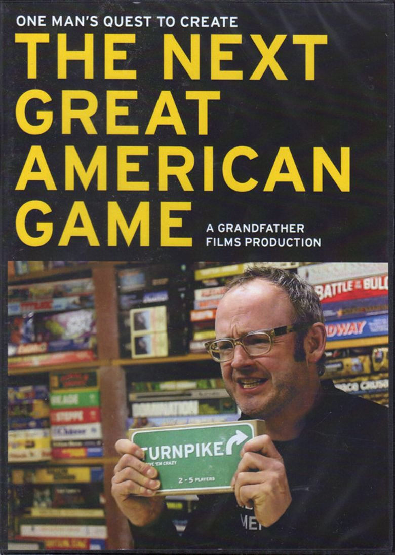 The Next Great American Game Poster