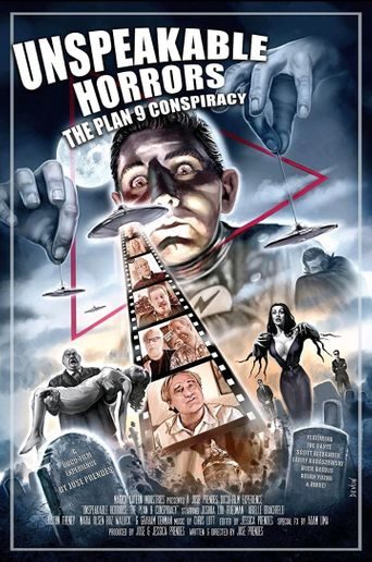 Unspeakable Horrors: The Plan 9 Conspiracy Poster