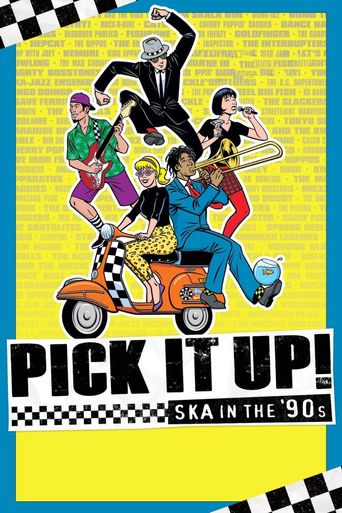 Pick It Up! - Ska in the '90s Poster