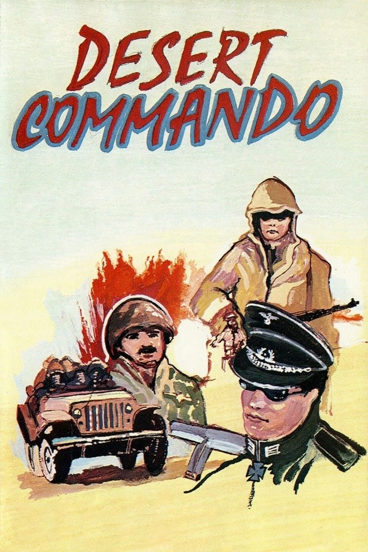 Desert Commandos Poster