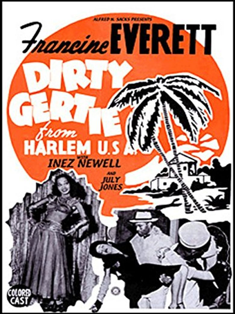 Dirty Gertie from Harlem U.S.A. Poster