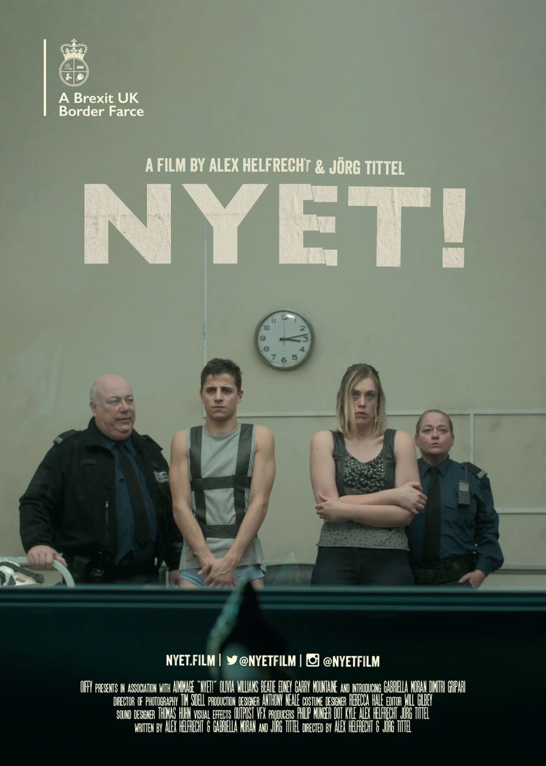Nyet! Poster