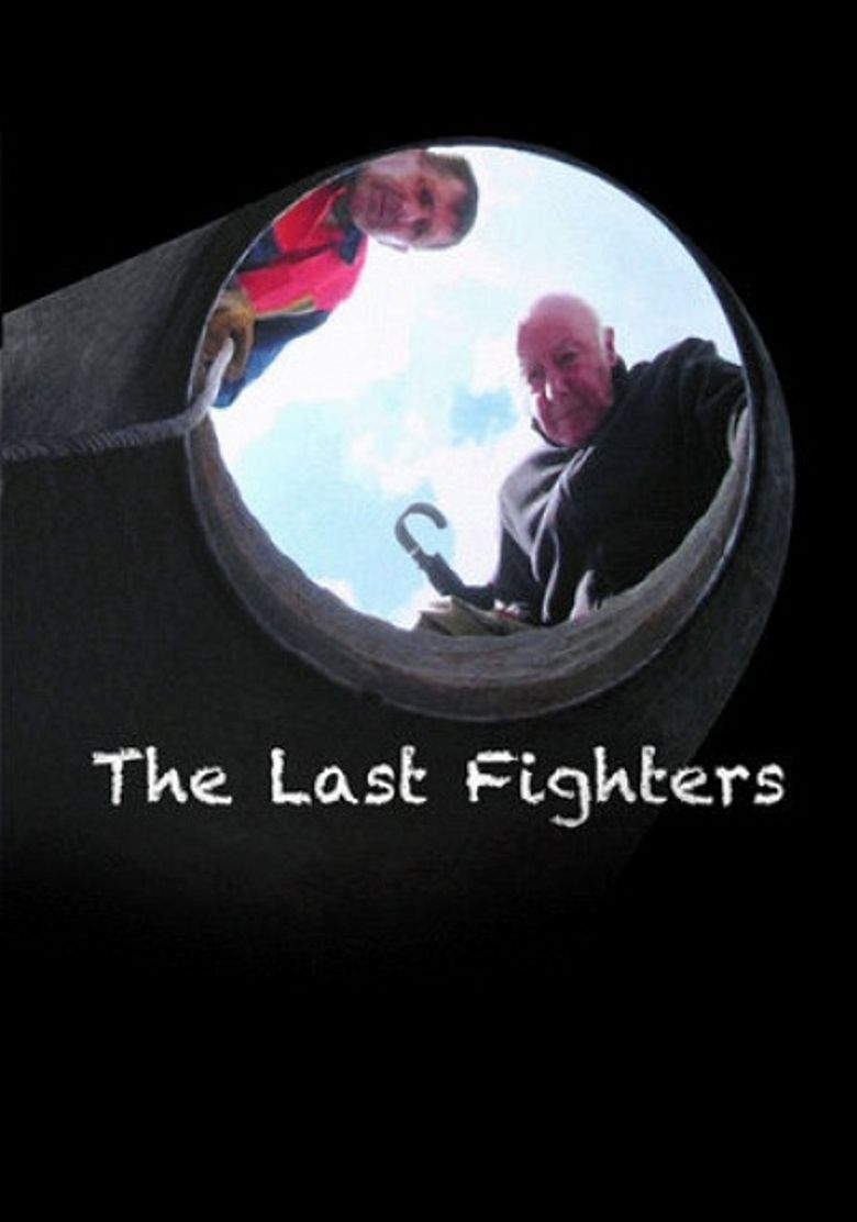 The Last Fighters Poster