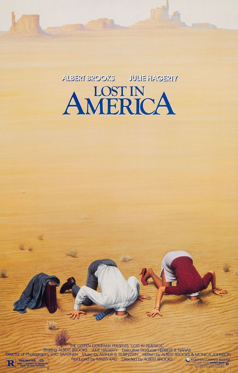 Watch Lost in America