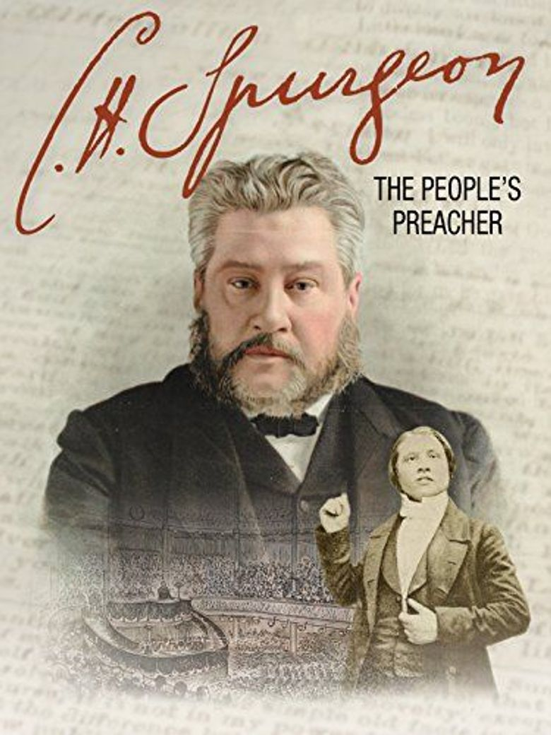 C. H. Spurgeon: The People's Preacher Poster