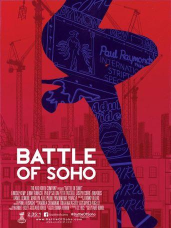 Battle of Soho Poster