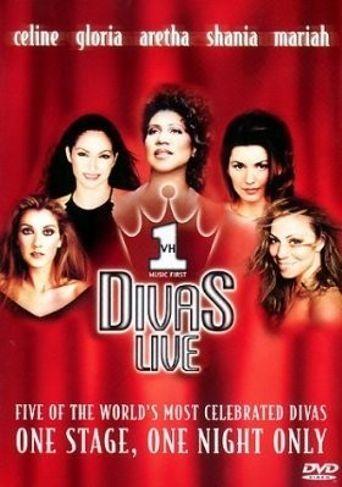 VH1: Divas Live Poster