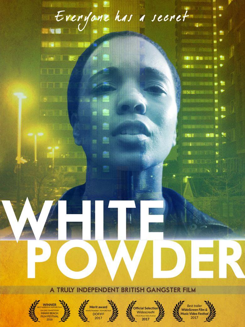 White Powder Poster