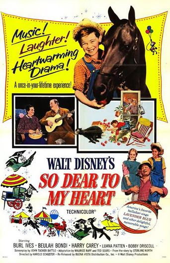 So Dear to My Heart Poster