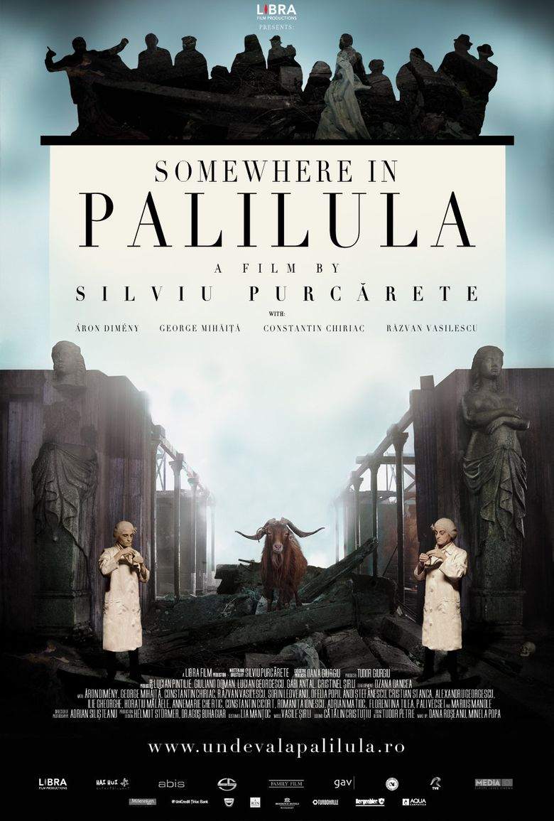 Somewhere in Palilula Poster