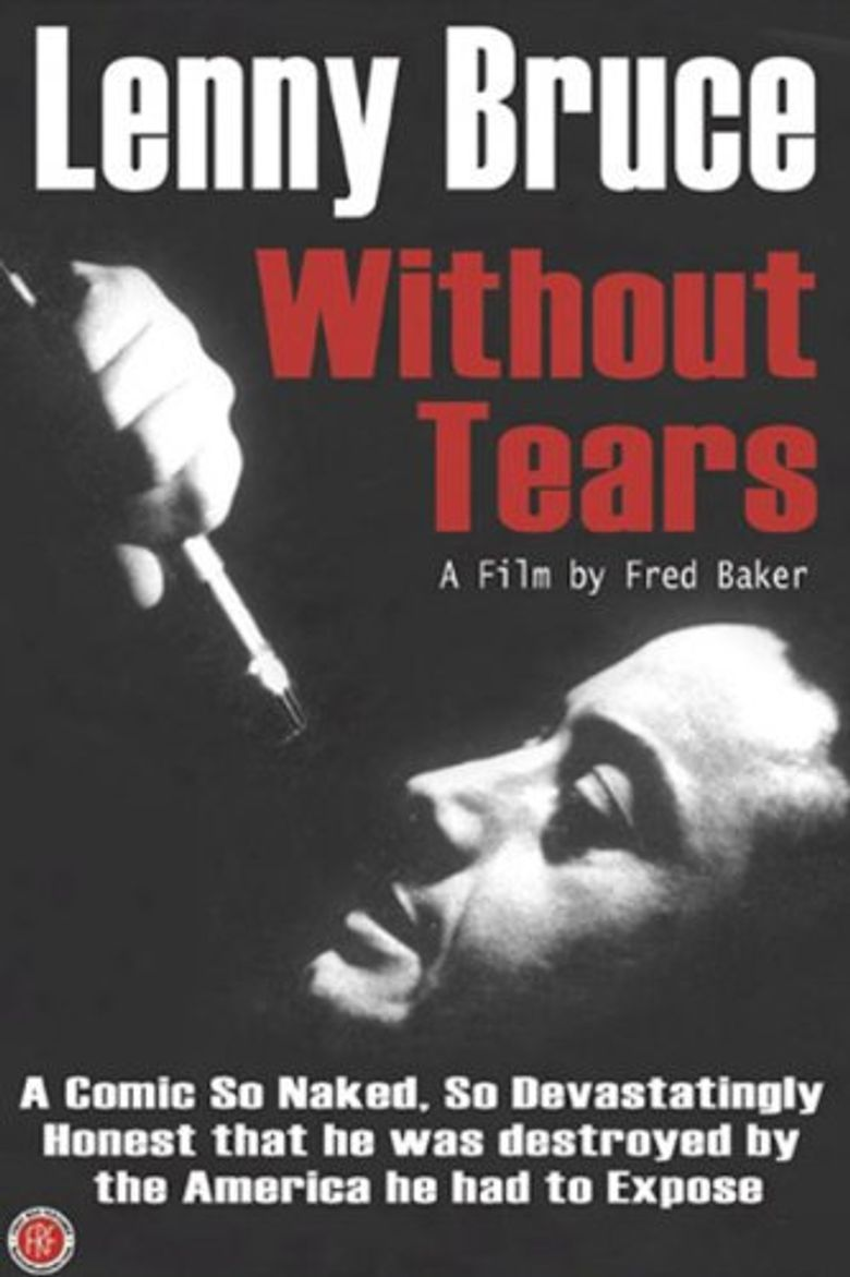 Lenny Bruce: Without Tears Poster