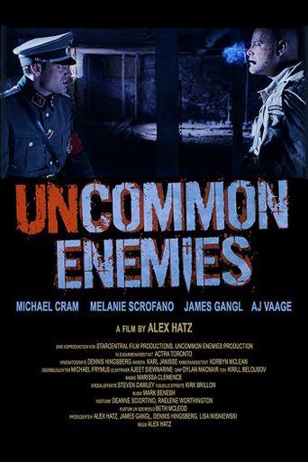Uncommon Enemies Poster