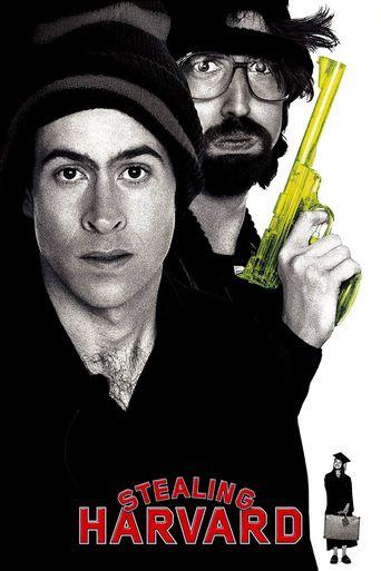 Stealing Harvard Poster