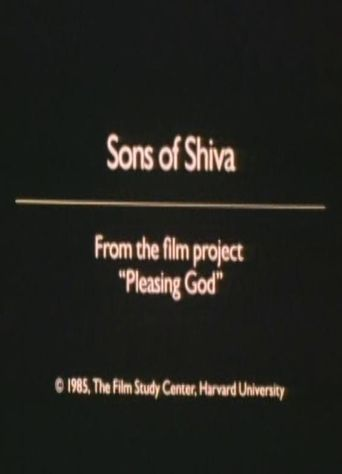 Sons of Shiva Poster