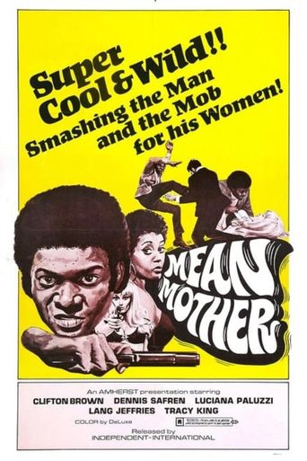 Mean Mother Poster