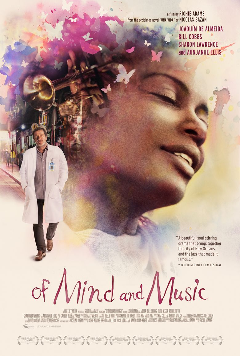 Of Mind and Music Poster