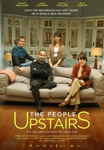 The People Upstairs Poster