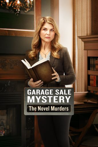 Garage Sale Mystery: The Novel Murders Poster