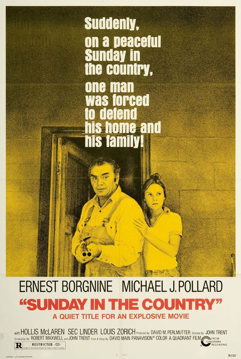 Sunday in the Country Poster