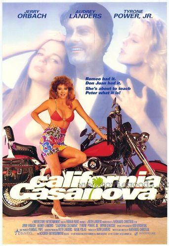 California Casanova Poster