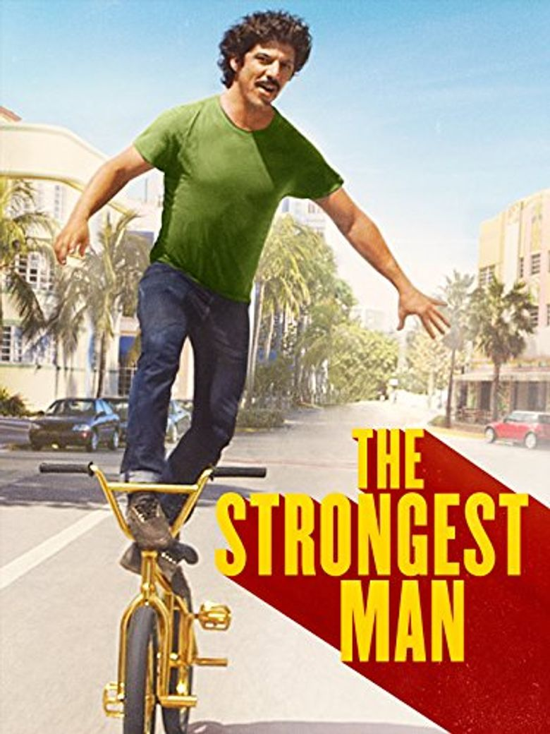 The Strongest Man Poster