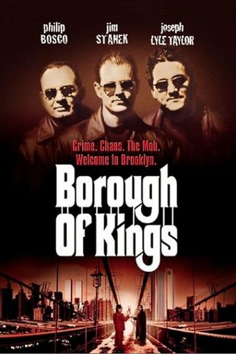 Borough of Kings Poster