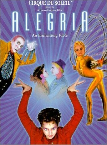 Alegría, the film Poster