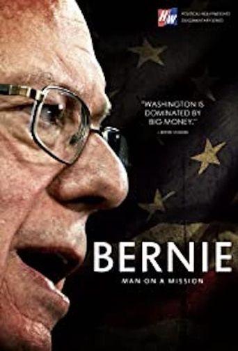 Bernie: Man On A Mission Poster