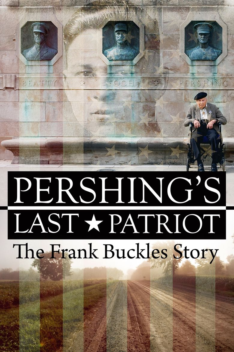Pershing's Last Patriot Poster