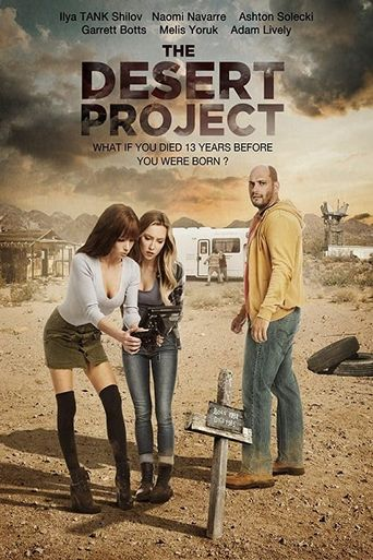 The Desert Project Poster