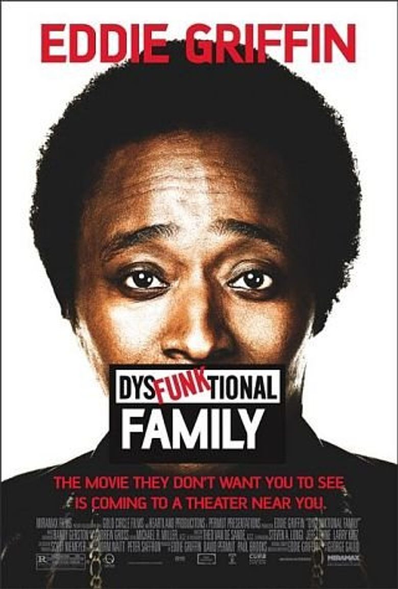 Watch Eddie Griffin: DysFunktional Family