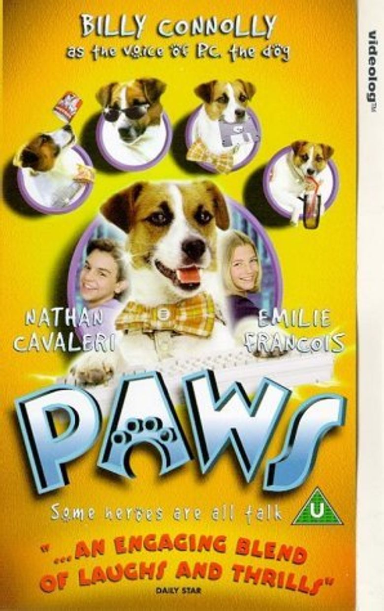Paws Poster