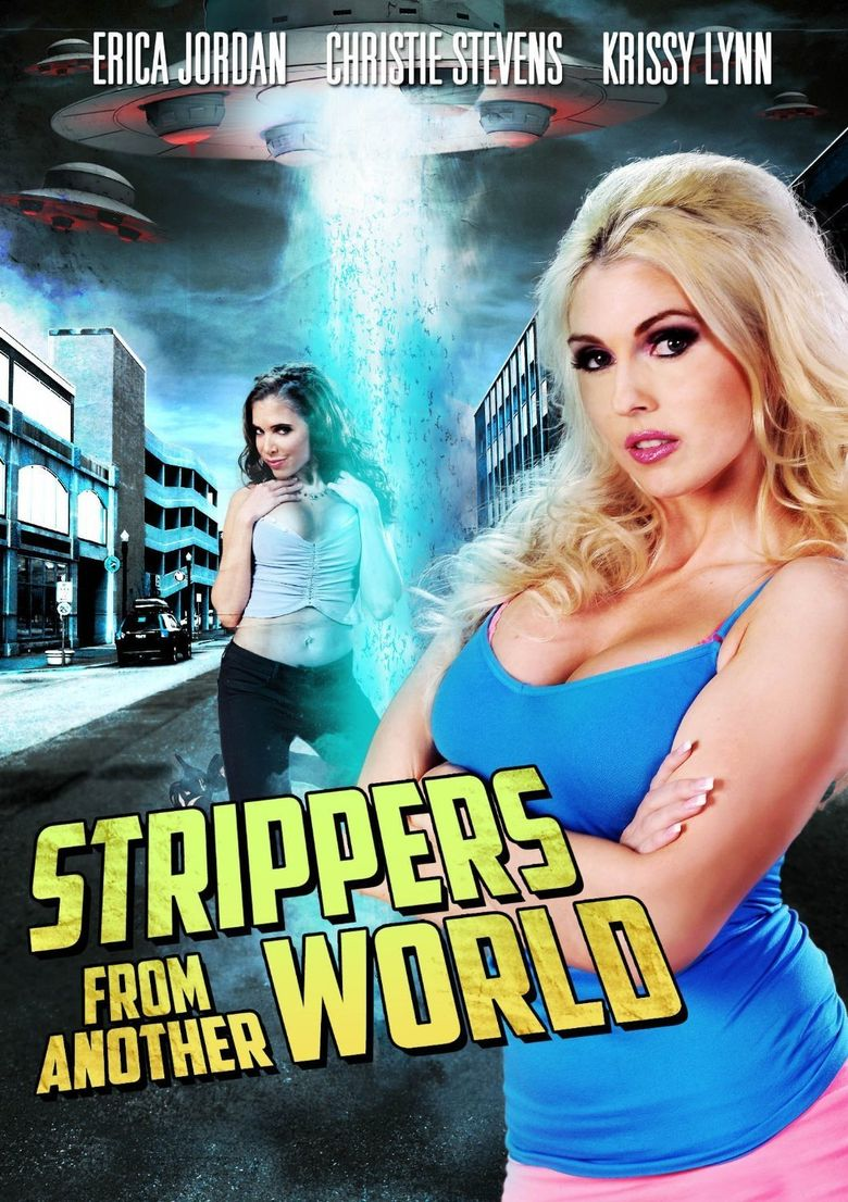 Strippers From Another World Poster