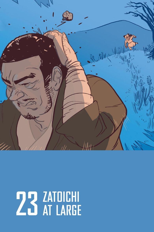 Zatoichi at Large Poster