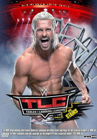 WWE TLC: Tables, Ladders, Chairs... and Stairs 2014 Poster