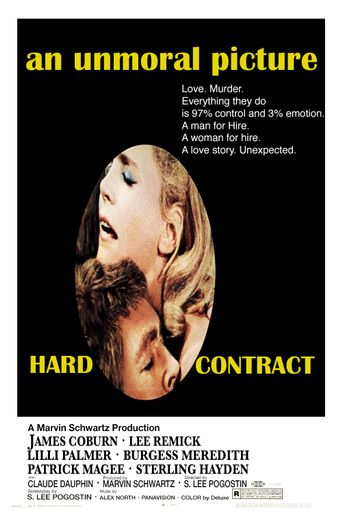 Hard Contract Poster