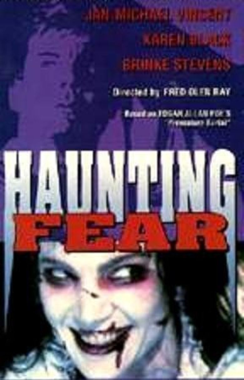 Haunting Fear Poster