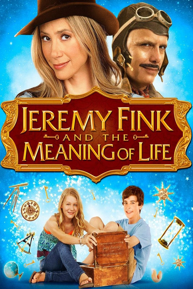 Jeremy Fink and the Meaning of Life Poster