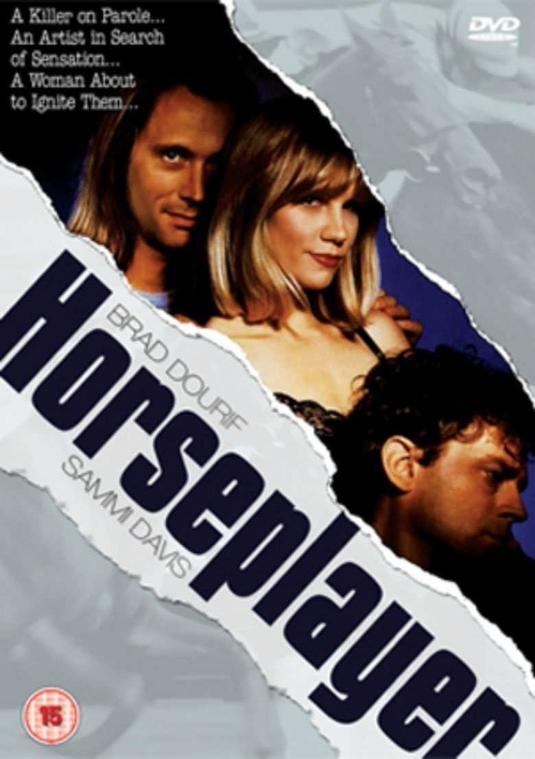 The Horseplayer Poster