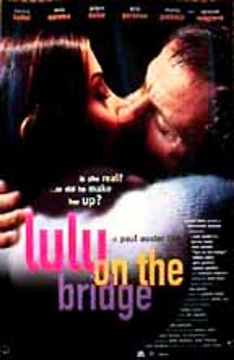 Lulu on the Bridge Poster