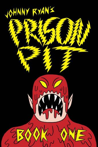 Prison Pit: Book One Poster
