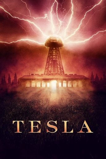 American Experience: Tesla Poster