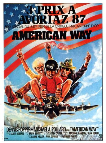 The American Way Poster