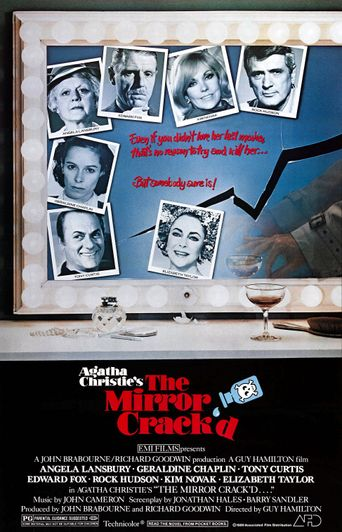 The Mirror Crack'd Poster