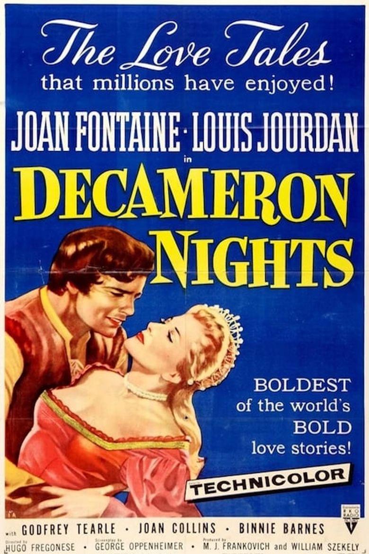 Decameron Nights Poster