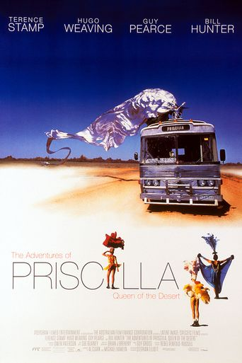 Watch The Adventures of Priscilla, Queen of the Desert